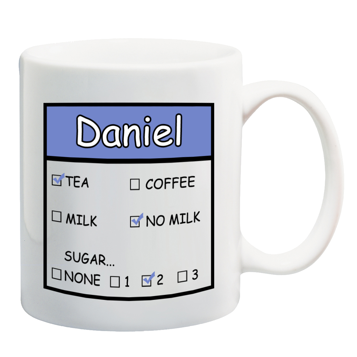 All Personalised Mugs