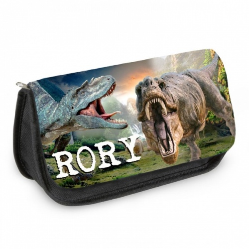 Personalised Pencil Case - Dinosaur
