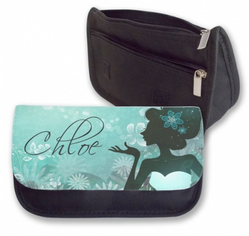 Personalised Pencil Case - Girl of Winter