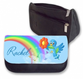 Personalised Pencil Case - Cute Bird