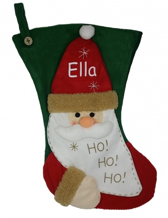 Personalised Santa Stocking
