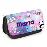 Personalised Pencil Case - Aesthetic