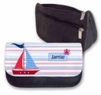 Personalised Pencil Case - Boat