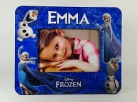 Personalised Photo Frame - Frozen